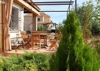 Toledo. Detached house. Garden, swimming pool, bbq, 4 bedrooms, 3 bath