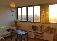 APPARTEMENT DUPLEX  90m2       BELLE VUE SUR PARIS