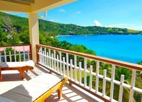 unspoiled Caribbean beachfront property
