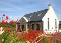Modern home in Connemara, 100metres from the beach, 20mins from Galway