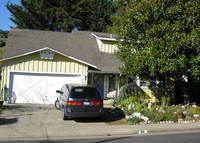 Large comfortable home 15 minutes north of San Francisco