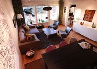 2 floor apartment with garden close to sea and Stockholm city center.