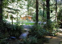 Woodland paradise (23 acres) custom home, streams, forest