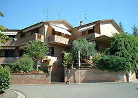 Semidetached home in San Gimignano/Tuscany