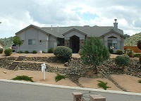 We have a wonderful, three bedroom, two bath home located in the hills of Prescott, Az.  We are located one hour from Sedona and two hours from the Grand Canyon.
