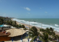 Charming beach front appartment in Ponta Negra Beach, Natal