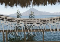 Luxury Waterfront Lake Atitlan Villa-3 BD-kayaks-volcano views