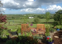 Comfortable detatched home in beautiful Irish countryside.