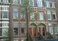 Spacious and comfortable apartment in central Amsterdam