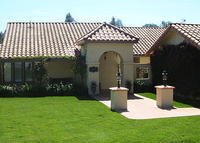 Nellie Gail Ranch Estate with Private Sports Court