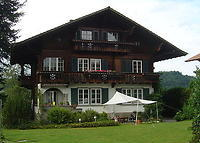 Swiss Chalet in Burgdorf - close to Bern, capital of Switzerland