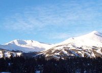 Breckenridge, CO Mountain Getaway - In town / excellent view of slopes