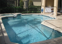 3 bedroom Naples, Florida home, pool and hot tub, 3 miles from beach
