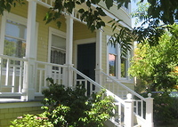 Spacious Santa Cruz Victorian near beach, downtown and UCSC