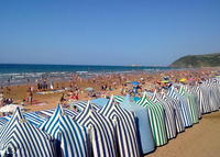 House in Basque country, Zarautz, 200 m from beach and mountains,ideal