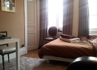SEEKING NYC NEW YORK -- 1BR by THE ARC DE TRIOMPHE - QUIET, COSY