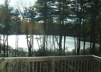 Plymouth/Cape Cod Luxury condominium on bucolic pond in the pinewoods.