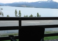 One bedroom condo in Colorado's Mountains overlooking Lake Dillon