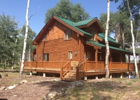 Beautiful cabin in the woods, 30 mins from Park City, Deer Valley.