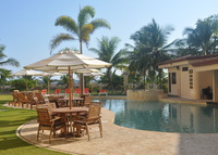 Luxury beachfront condo in Jaco, Costa Rica