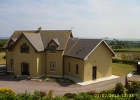 Seaside,country home with spectacular views of Ballycotton bay,Ireland