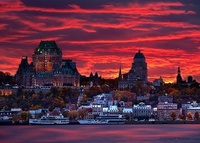 Québec City - Looking for 2015 Holidays (New York or Boston)