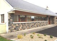 Magnificant home 5 mins walk to golden Enniscrone beach & Golf Links