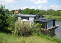 Try something different, like a 5 bedroom houseboat!