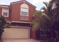Florida Fort Lauderdale Single House Family of 4