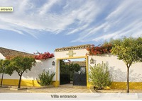 Old-style Spanish ranch estate in Villamartin (Andalucia) Spain