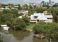 Colonial Waterfront Mansion Brisbane City