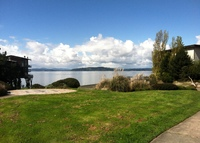 Beautiful Private Ocean View Off Alki Beach