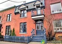 Completly renovated 1900's charming house, 10 min. downtown Montreal