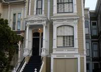 Lovely San Francisco Flat in Marina/Pacific Heights