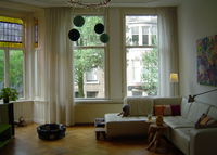 Appartement in Amsterdam, situated in quartier South