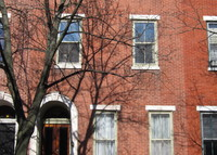 Lovely Philadelphia rowhome centrally located & perfect for art lovers
