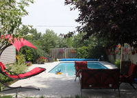 Family-friendly house 15 minutes from downtown Montreal