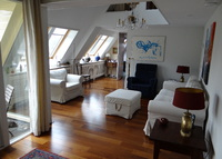 Beautiful apartment in the historic centre of Leiden.