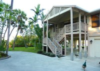 Old Palm- Waterfront- Private and Secluded Tropical Paradise