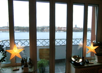 200 sqm waterfront in the real center of Stockholm