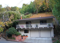 2 br., 1 ba. house close to San Francisco and Wine Country