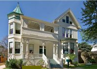 Large Victorian Marin Home, close to SF/ pub. transport'n