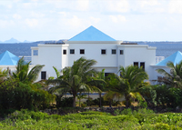 Caribbean Seafront Villa in Anguilla, Cooling Trades & Rhythmic Waves