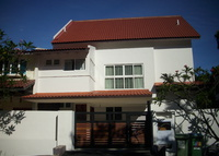 Large new family home, 20 mins Orchard Rd, maid service & cinema room
