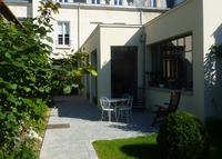 House center of REIMS 40 mn PARIS + 3 bedroom flat Alpes-MONT-BLANC