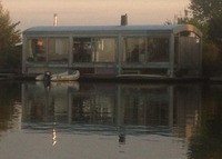 Wonderful houseboat on the Vecht with stunning views, near Amsterdam