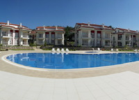 Fabulous 2 Bedroom Apartment on the Turkish Turquoise Cost