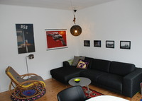 Typical Copenhagen apartment