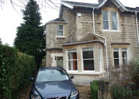 4 bedroom family home in smart area in central Bath