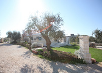 charming and quiet Villa in countryside of puglia